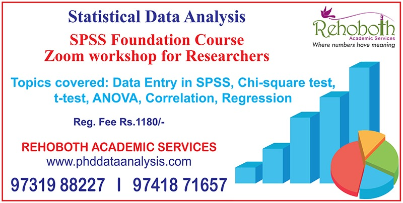 SPSS Foundation banner